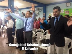 Comunidad Cristiana Apopa